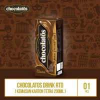Chocolatos Drink RTD Tetra - 200ml (TRINK2)