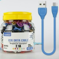Kabel Micro vanvo 25cm VBT-302 fast charging