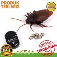 Mainan Prank Kecoa Dengan Remot Kontrol - H1 new