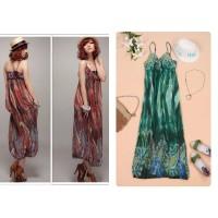 Dress Pantai Import 192089