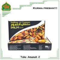 Kurma Palm Dates 500 gr Non Tangkai
