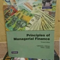 Principles of managerial finance 13th edition by gitman