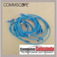 Kabel Data LAN Commscope UTP CAT6 1 Meter