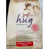 Makanan Anjing Hug Salmon & Rice Flavor 2 kg/Hug 2 kg