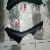 garnis garnish cover front depan honda vario 125 150 led smart key