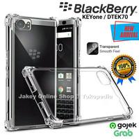BLACKBERRY KEYONE - BB DTEK70 case CRYSTALL CLEAR bb keyone casing