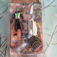 robot figur kamen rider & pedang kamen rider Dx senjata kamen rider