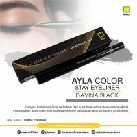 Ayla Color Stay Eyeliner DAVINA BLACK