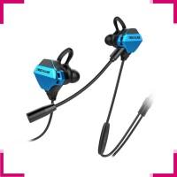 Gaming Headset 1086 Hanya di Rexus Earphone Gaming ME1 with Dual