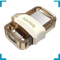 Flash Disk & OTG 1085 Sandisk USB OTG 32GB ORIGINAL Flash Disk & OTG