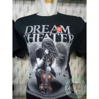 Kaos Distro Pria Original Dream Theather