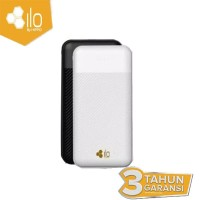 PowerBank ILO X1 10000mAh USB Type C SDC Garansi Resmi