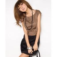 Sleeveless Dress Import 121870