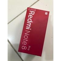 Xiaomi Redmi Note 8 Pro Ram 6 Rom 128 Gb Garansi 1th Ds CN