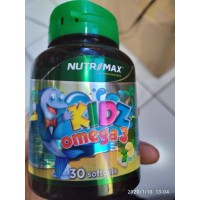 Nutrimax Kidz Omega 3 ORIGINAL 100% 30 Softgel