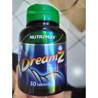 Nutrimax Dreamz 30s/ Nutrimax Sweet Dreams / Vitamin Susah Tidur