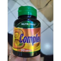 Nutrimax B Complex 30 Tablet ORIGINAL 100%