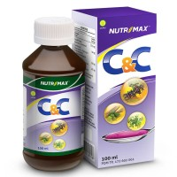 Nutrimax C and C Syrup 100ml ORIGINAL 100%