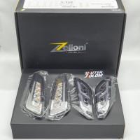 Zelioni Sein LED indicator Light Smoke Set Vespa Sprint Primavera