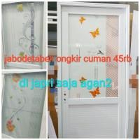 Harga Pintu Kamar Mandi Aluminium Katalog.or.id