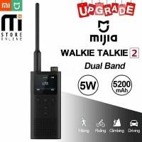 Walkie Talkie 2 Xiaomi Mijia Phone App IP65 Water Resistant