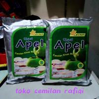 kripik apel 100 gram