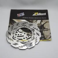 Zelioni disc Brake Type 4 220mm 6 hole Vespa GT series GTV GTS 946