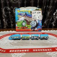 Mainan Kereta keretaan Thomas train set tomas kereta kado miniatur