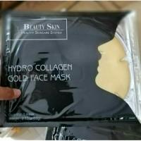 BEAUTY SKIN Collagen Facial Mask Gold BPOM Original