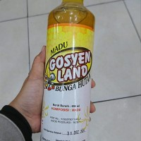 MADU GOSYEN LAND KUNING 650ML