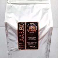 KOPI - COFFEE -- JAVA BLEND -- 1000 GR