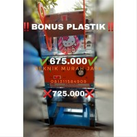 PAKET MATRIX MTXD8 MANUAL CUPSEALER