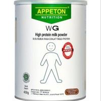 APPETON NUTRITION WEIGHT GAIN ADULT 450G