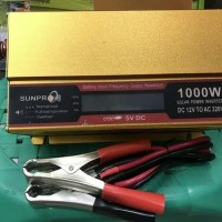 Power Inverter 1000 Watt Sunpro PI-1000 Inverter Sunpro 1000W