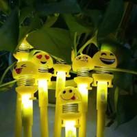 pena emoji spring doll bulpen emoji