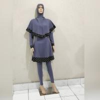 baju renang wanita muslimah dewasa kerudung panjang kombinasi tile 02