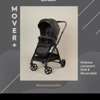 #NEW Stroller cocolate mover plus