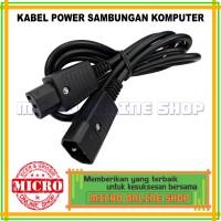 Kabel Sambungan Power Supply Komputer / Kabel Komputer / Kabel UPS