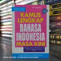 Kamus Lengkap Bahasa Indonesia Masa Kini Dilengkapi EYD