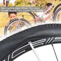 Bike Tire Levers Crowbar Tyre Opener Breaker Bicycle Tire Repair Tools Jian