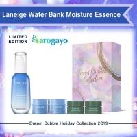 [Sarogayo] READY Laneige Dream Bubble Holiday Water Bank Moisture SET