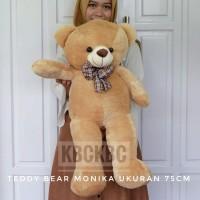 boneka teddy bear monika jumbo lucu