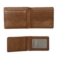 Dompet Pria Emzy - Brown Cullen #2