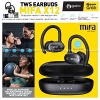 XIAOMI MIFA X12 GARANSI TWS Wireless Earphone Earbuds Headset BT 5.0
