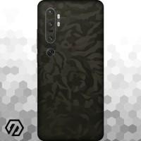 [EXACOAT] Mi Note 10 Skins 3M Skin / Garskin - Green Camo