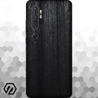 [EXACOAT] Mi Note 10 3M Skin / Garskin - Dragon Black