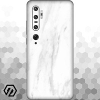 [EXACOAT] Mi Note 10 3M Skin / Garskin - Marble White