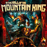 In the Hall of the Mountain King Deluxe Edition Original Board Game