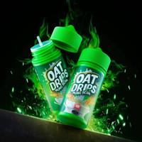 Oat Drips Mung Bean 100ML by JVS x Steam Queen Juice - Oat Drips V2