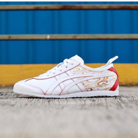 "ASICS ONITSUKA TIGER MEXICO 66 CHINESE YEARS PACK ""WHITE/GOLD"